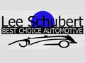 Lee Schubert Best Choice Automotive