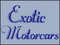 Exotic Motor Cars