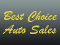 Best Choice Auto Sales