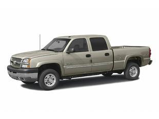 2003 Chevrolet Silverado 2500