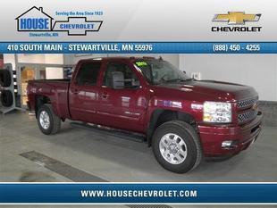 2013 Chevrolet Silverado 3500