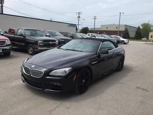 2012 BMW 650