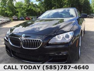 2014 BMW 640 Gran Coupe
