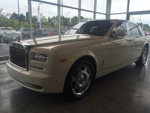 2013 Rolls-Royce Phantom VI