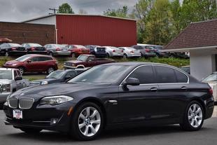 2012 BMW 550
