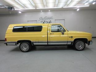 1985 Chevrolet C10/K10
