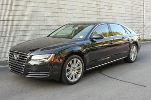 2013 Audi A8 L 3.0T Sedan for sale in Marietta for $61,712 with 13,714 miles.