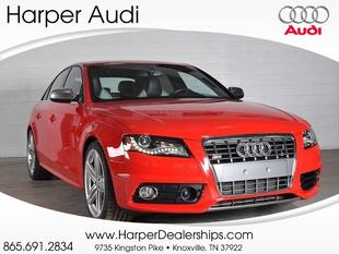 2012 Audi S4 Sedan for sale in Knoxville for $41,900 with 30,065 miles.