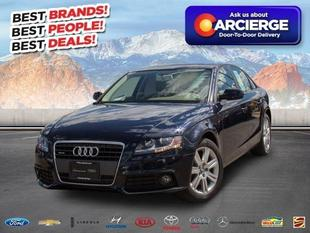 2011 Audi A4 Sedan for sale in Colorado Springs for $25,690 with 49,230 miles.