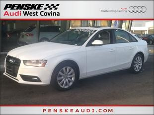 2013 Audi A4 Sedan for sale in West Covina for $27,491 with 26,459 miles.