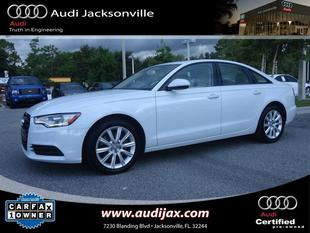 2014 Audi A6 2.0T Premium Sedan for sale in Jacksonville for $42,883 with 7,039 miles.