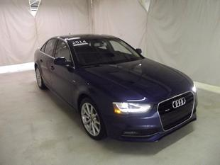 2014 Audi A4 2.0T Premium Sedan for sale in Petoskey for $39,990 with 6,631 miles.