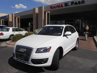 2011 Audi Q5 SUV for sale in El Paso for $34,250 with 38,408 miles.