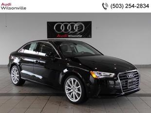 2015 Audi A3 1.8T Premium Sedan for sale in Wilsonville for $29,991 with 5,936 miles.