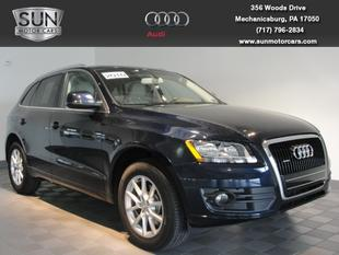 2010 Audi Q5 SUV for sale in Mechanicsburg for $30,989 with 43,644 miles.