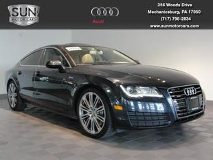 2012 Audi A7 Hatchback for sale in Mechanicsburg for $50,899 with 31,545 miles.