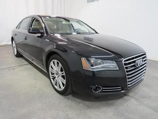 2014 Audi A8 Sedan for sale in Hardeeville for $74,672 with 9,708 miles.