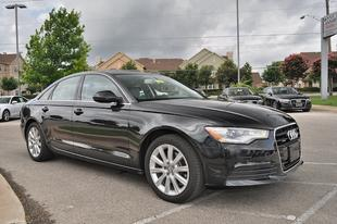 2013 Audi A6 Sedan for sale in Austin for $43,830 with 8,560 miles.