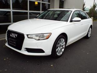 2013 Audi A6 Sedan for sale in Bend for $42,975 with 12,533 miles.