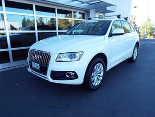 2014 Audi Q5 SUV for sale in Bend for $44,975 with 5,547 miles.