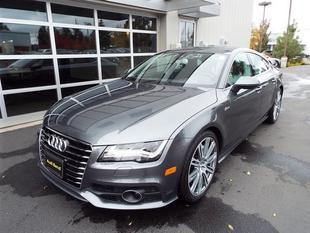 2012 Audi A7 Hatchback for sale in Bend for $51,975 with 32,625 miles.