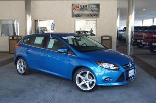 2013 Ford Focus Titanium Hatchback for sale in Farmington for $21,995 with 7,693 miles.