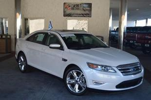 2012 Ford Taurus SHO Sedan for sale in Farmington for $31,995 with 28,199 miles.
