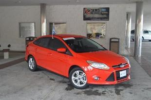 2012 Ford Focus SE Sedan for sale in Farmington for $14,995 with 40,433 miles.