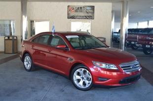 2011 Ford Taurus SEL Sedan for sale in Farmington for $22,995 with 32,136 miles.
