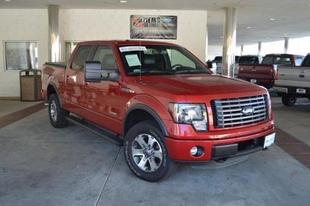2012 Ford F150 FX4 Crew Cab Pickup for sale in Farmington for $39,995 with 24,096 miles.