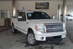 2012 Ford F150 Lariat Crew Cab Pickup for sale in Farmington for $47,995 with 23,192 miles.