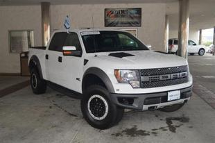 2011 Ford F150 SVT Raptor Crew Cab Pickup for sale in Farmington for $47,995 with 62,216 miles.