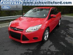 2013 Ford Focus SE Sedan for sale in Asheville for $14,625 with 28,924 miles.