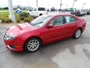 2012 Ford Fusion SEL Sedan for sale in Iowa City for $19,488 with 15,637 miles.