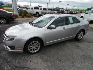 2012 Ford Fusion SEL Sedan for sale in Iowa City for $17,899 with 17,967 miles.