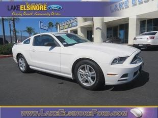 2013 Ford Mustang V6 Coupe for sale in Lake Elsinore for $16,975 with 45,798 miles.