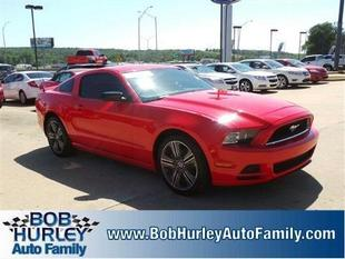2013 Ford Mustang V6 Coupe for sale in Tulsa for $23,999 with 13,472 miles.