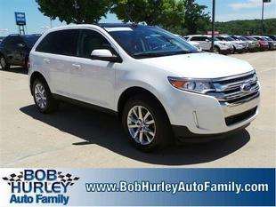 2012 Ford Edge SEL SUV for sale in Tulsa for $25,999 with 44,314 miles.