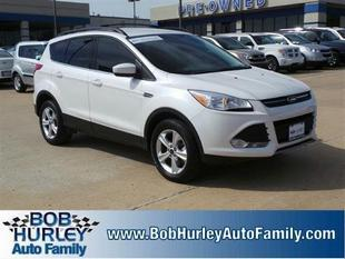 2013 Ford Escape SE SUV for sale in Tulsa for $22,999 with 32,852 miles.