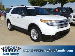 2013 Ford Explorer XLT SUV for sale in Tulsa for $31,999 with 31,334 miles.
