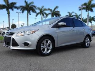 2013 Ford Focus SE Sedan for sale in Lake Worth for $20,991 with 14,734 miles.