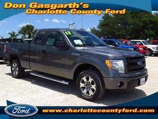 2013 Ford F150 STX Extended Cab Pickup for sale in Port Charlotte for $28,900 with 11,034 miles.