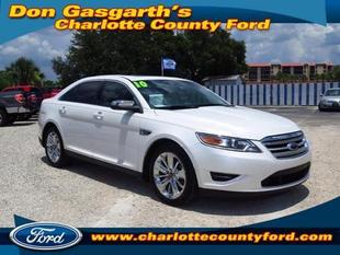 2010 Ford Taurus Limited Sedan for sale in Port Charlotte for $21,900 with 44,593 miles.