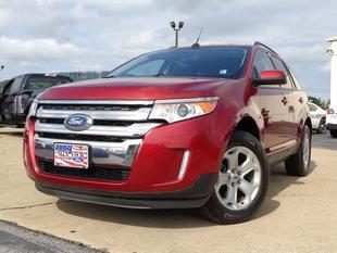 2013 Ford Edge SEL SUV for sale in Chattanooga for $18,000 with 75,848 miles.