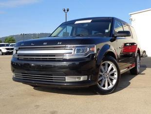 2014 Ford Flex Limited SUV for sale in Chattanooga for $27,400 with 23,435 miles.
