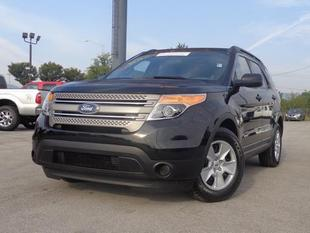 2013 Ford Explorer Base SUV for sale in Chattanooga for $25,000 with 17,663 miles.