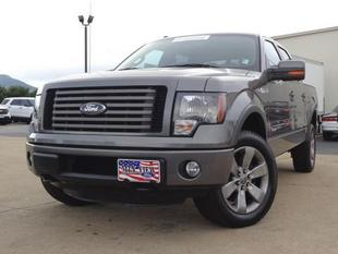 2012 Ford F150 FX4 Crew Cab Pickup for sale in Chattanooga for $36,808 with 46,792 miles.