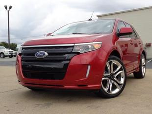 2011 Ford Edge Sport SUV for sale in Chattanooga for $25,000 with 44,603 miles.