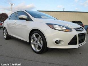 2012 Ford Focus Titanium Sedan for sale in Lenoir City for $17,429 with 63,456 miles.