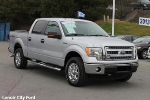 2013 Ford F150 XLT Crew Cab Pickup for sale in Lenoir City for $31,994 with 31,572 miles.